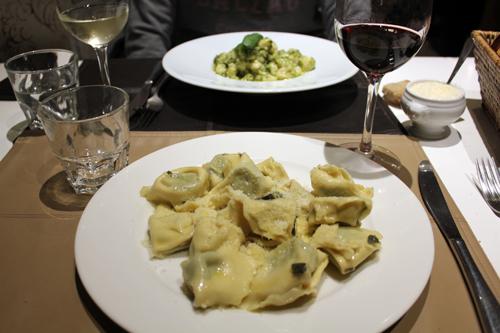 Restaurant Paris : Oliva, un petit coin de Lombardie chez Maria !