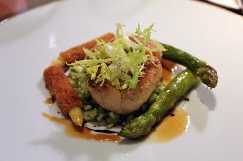 Restaurant Paris : Le Camélia, une deuxième approche de Thierry Marx