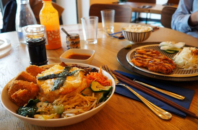 Goku Asian Canteen, l'invitation à un petit tour d'Asie.