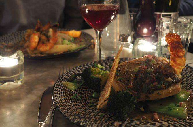 Restaurant Paris : Le Mercier, aux Batignolles plus souvent j'irai.