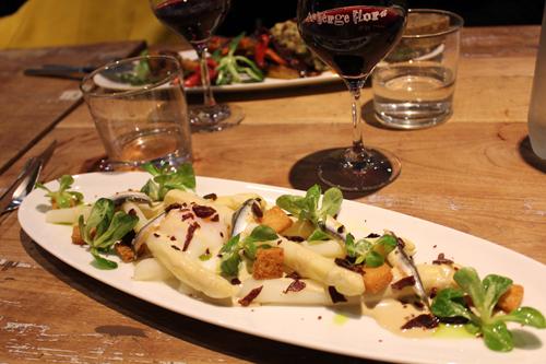 Restaurant Paris : Auberge Flora, le soleil dans l'assiette !