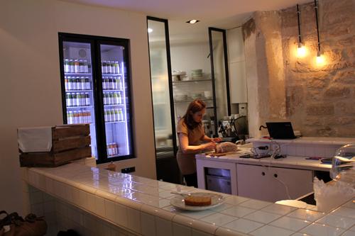 Restaurant paris : Juicerie, le jus bio extrait à froid pour un max de vitamines !