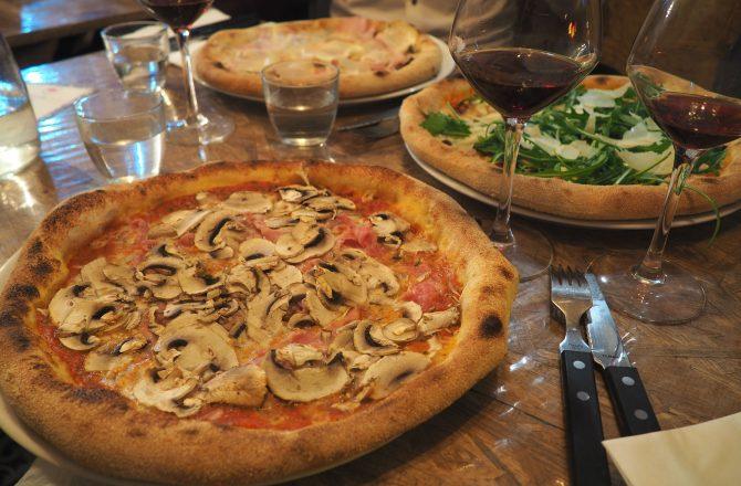 Pizzeria Paris : Sette, pizza per tutti.