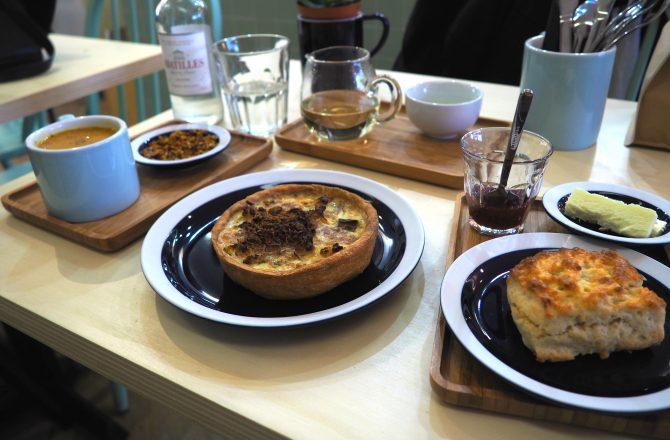 Cueillette Coftea Shop, super spot pour le café mais aussi le thé.