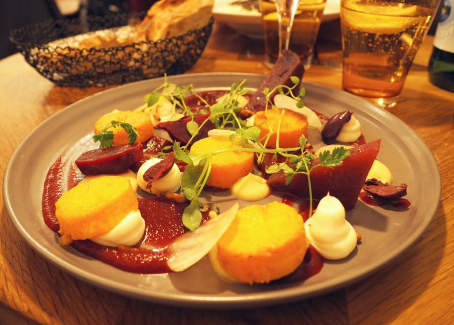 Restaurant Paris : Sense Eat sublime les richesses du jardin…