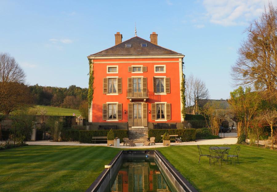Escapade bourguignonne au Château de Courban…