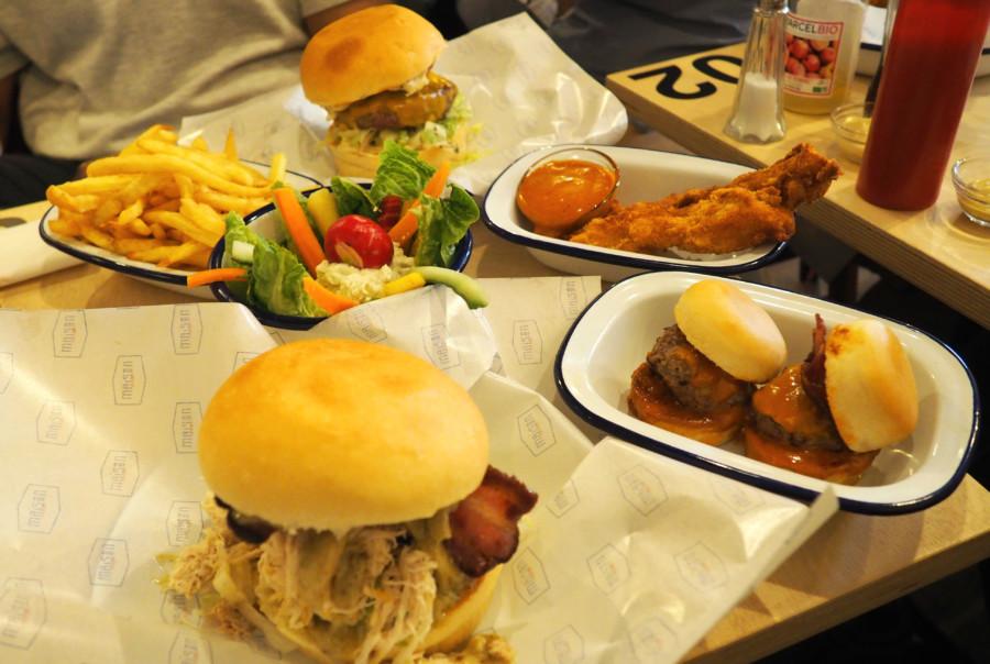 burger maison paris