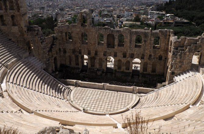 Escapade Grecque c'est parti… Athènes here we are !