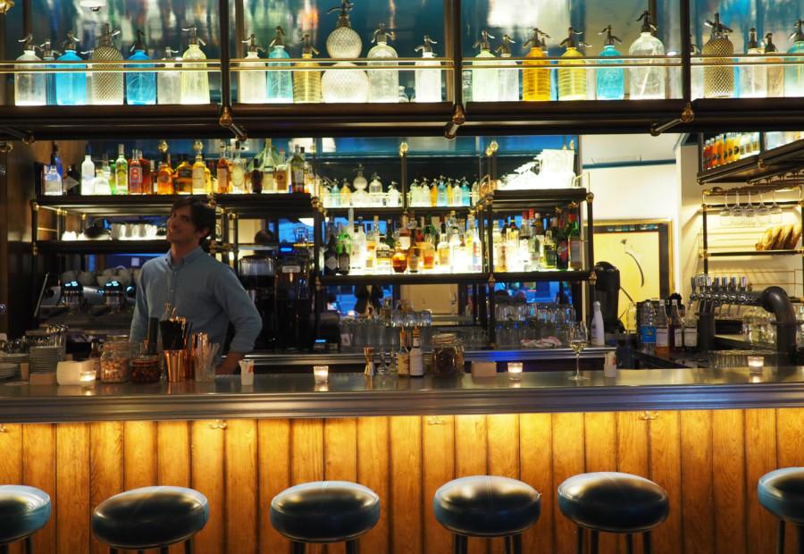 Restaurant Paris : Le Gramont, l'ère du renouveau…