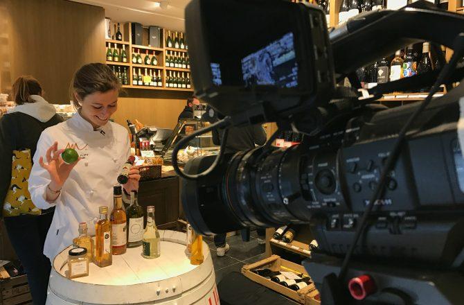 La Quotidienne France 5 – réussir vos vinaigrettes cet été !