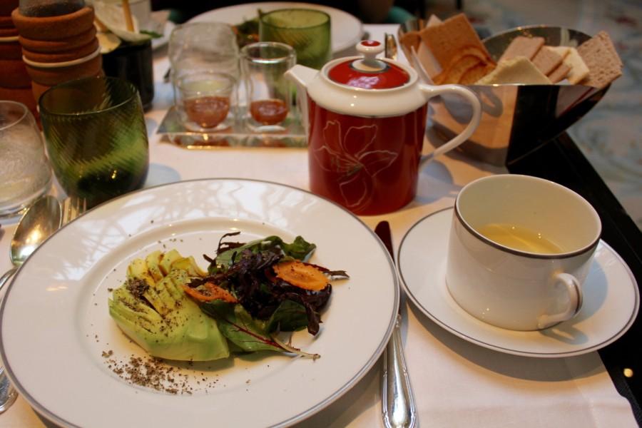 Restaurant Paris : La Bauhinia présente B-Green, sa cure détox dès le petit déj !