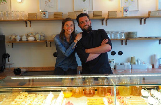 Karamel ou le nouveau KING de la pâtisserie à Paris.