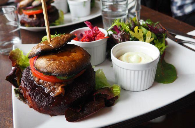 SOVA Vegan Butcher à Dublin, le vegan fun et gourmand !