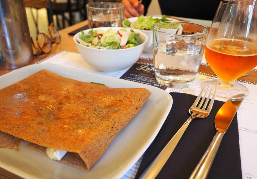 Restaurant Paris : L'Atelier – Artisan Crêpier, tu manges qui ce soir ?