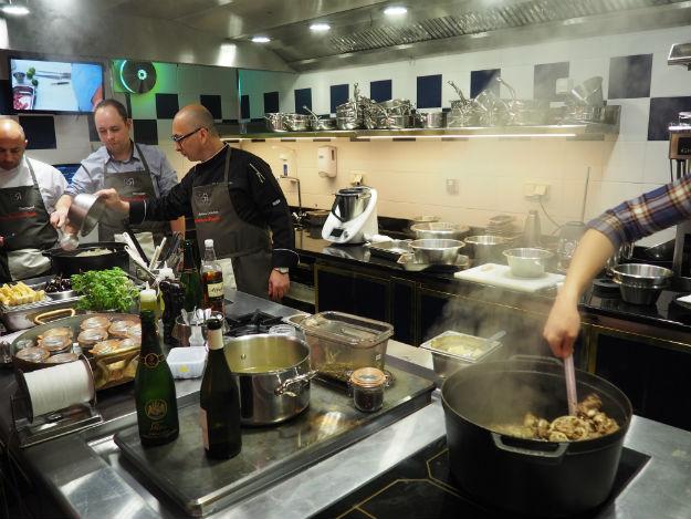 Cours De Cuisine Au Ritz Ou La Realisation D Un Reve D Enfant 2