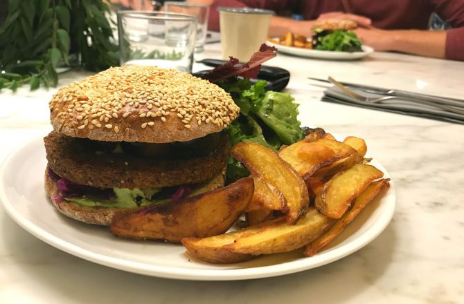 Restaurant Paris : NOGLU, manger sans gluten n'a jamais été aussi bon…