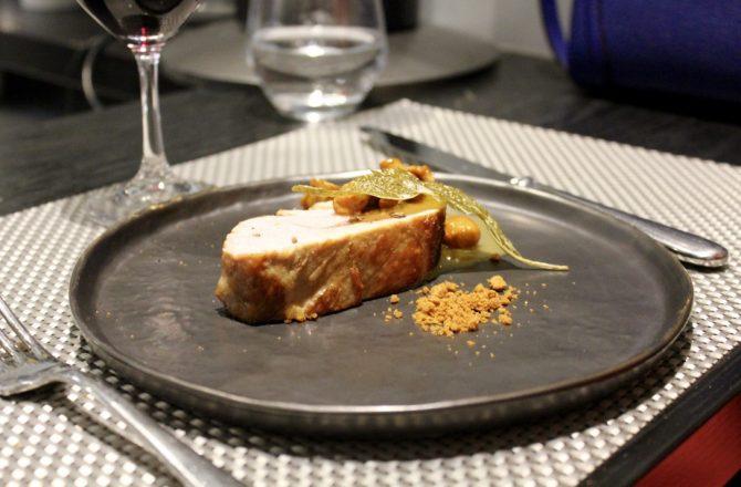 Restaurant Paris : «Le Louis» quand Stéphane Pitré sort ses tripes.