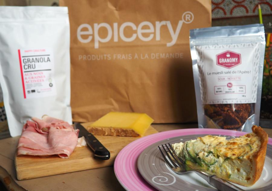 Epicery, les meilleurs commerçants livrés en quelques clics !