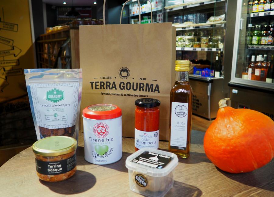 Terra Gourma, le meilleur des terroirs d'ici et d'ailleurs sourcés avec passion…