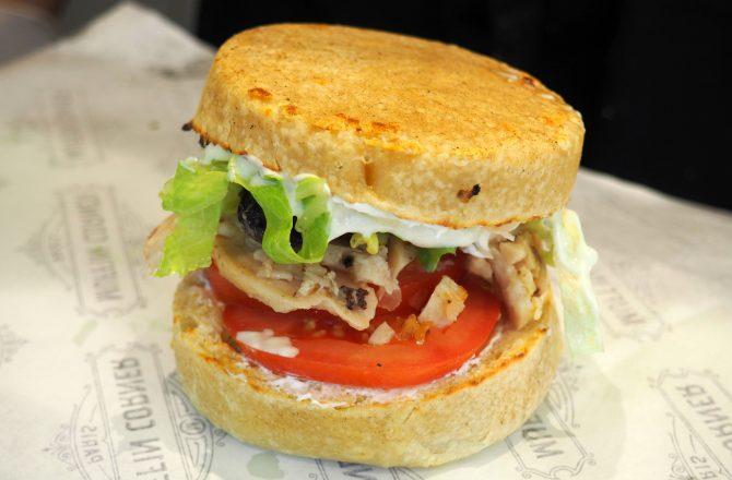 Muffin Corner, le sandwich nouvelle génération, TROP BON.