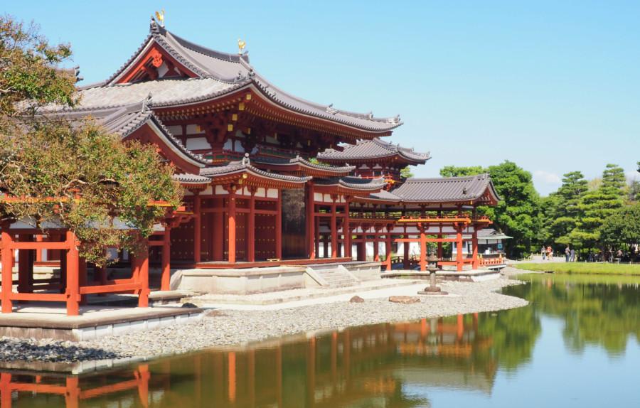 Kyoto, terre de trésors : Arashiyama, Uji et la culture du thé, le Temple Byodo-in et le sanctuaire d'Iwashimizu