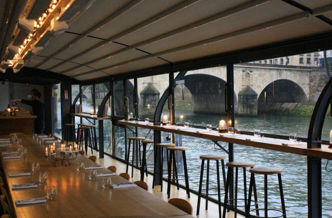 Restaurant Paris : Les Maquereaux, le poisson facétieux