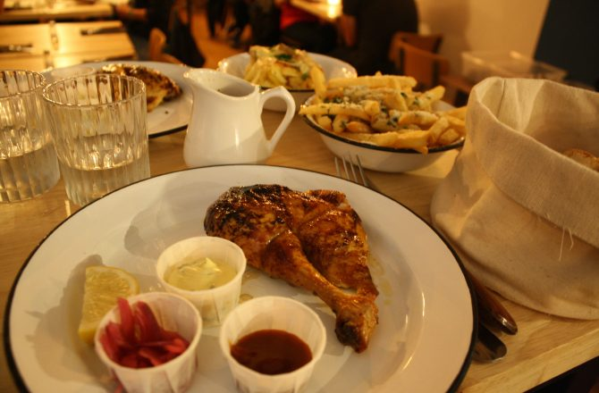 Roast, le poulet bien ficelé