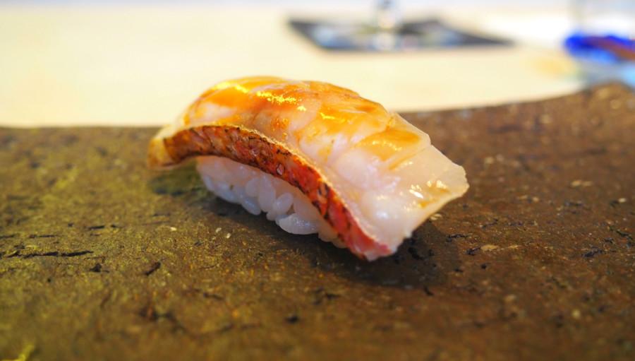 Restaurant Paris : Sushi B, quand les sushi scintillent d'étoiles…