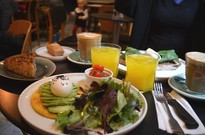 Coffee shop Paris : Chez 5 Pailles désormais on brunch tous les weekends !