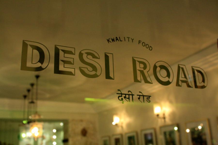 Desi Road, enfin un resto indien désirable !