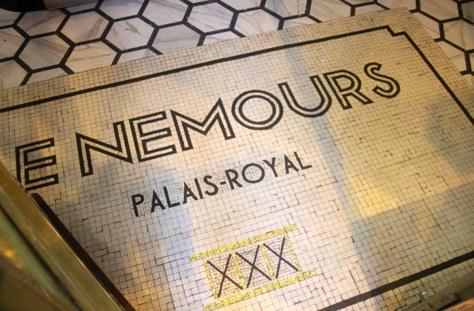 Restaurant Paris : Le Nemours, une adresse au rythme de la Comédie Française.