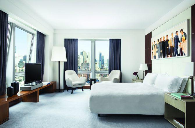 Hôtel à New York : The Langham, votre option du centre.
