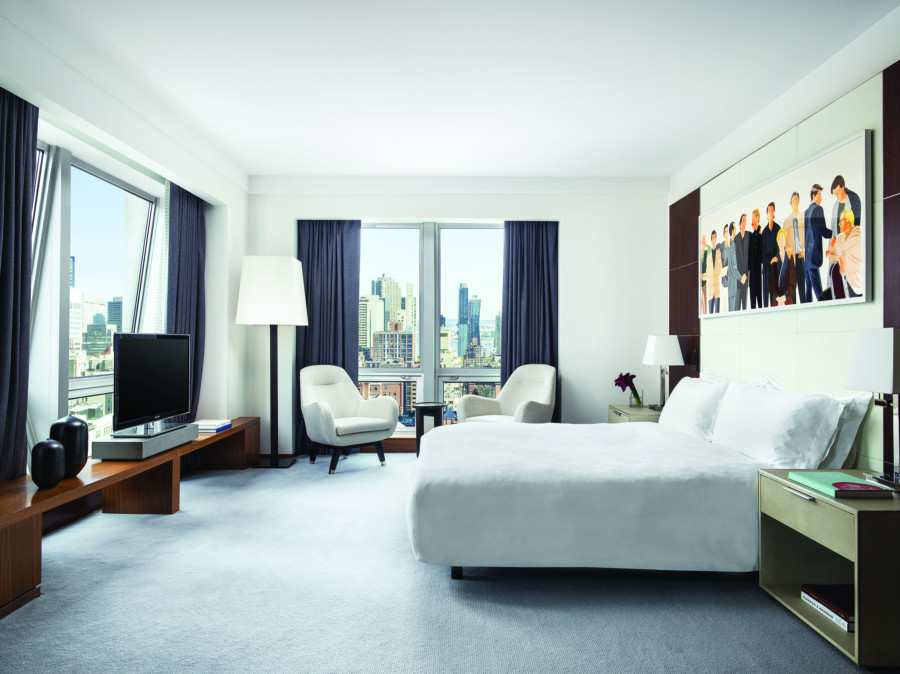 Hôtel à New York : The Langham, votre option du centre.