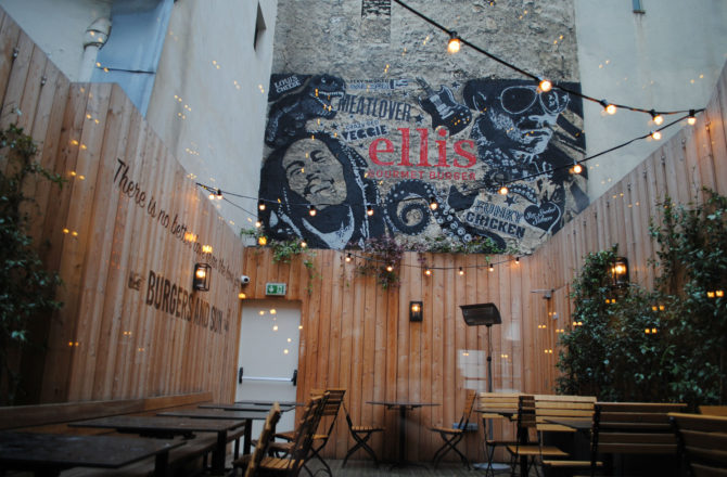 Ellis Gourmet Burger, voyage aux US garanti !