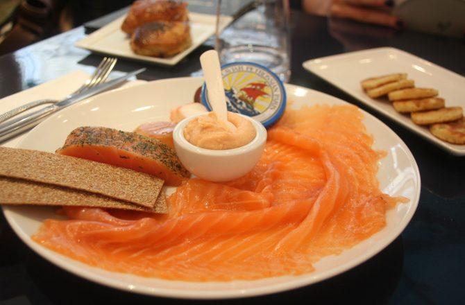 Restaurant Paris : Petrossian, roi du caviar mais pas que !