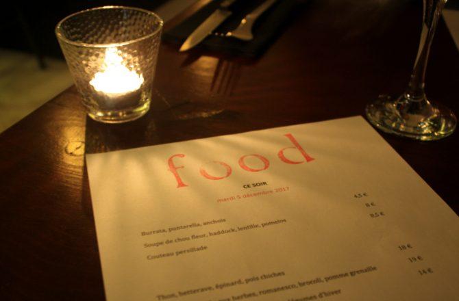 Food, le joyeux métissage dans l'assiette