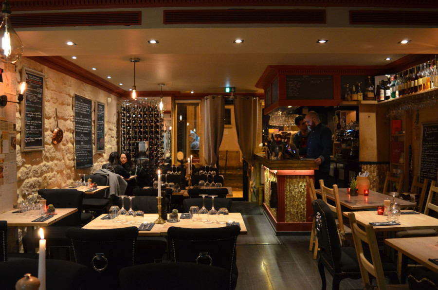 Le Petit Commines, l'adresse bistronomique du marais