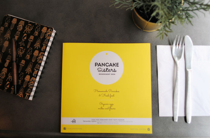 Pancake Sisters, la nouvelle génération des pancakes.