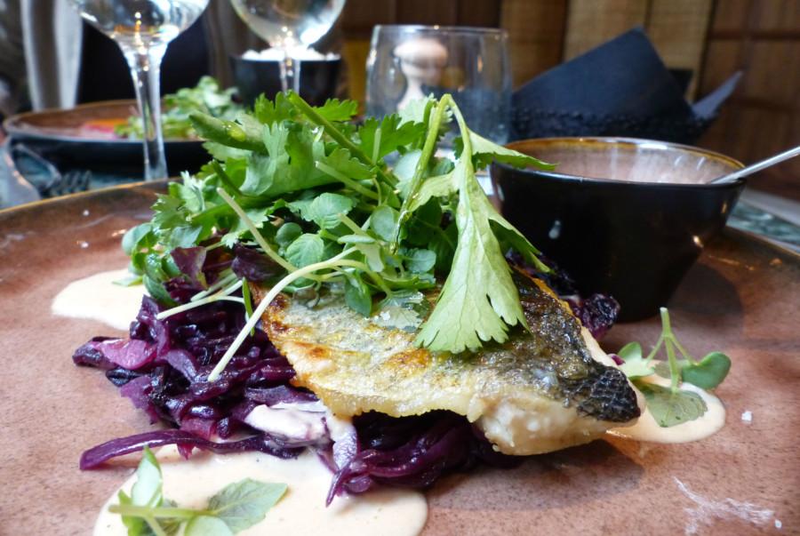 Un déjeuner au Parister Hôtel, Passerelles vers le printemps…