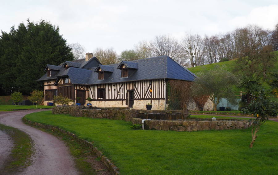 Balade Normande… Et cocooning au Domaine De Geffosses