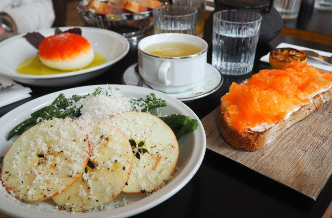 Un déjeuner au Pigalle Paris