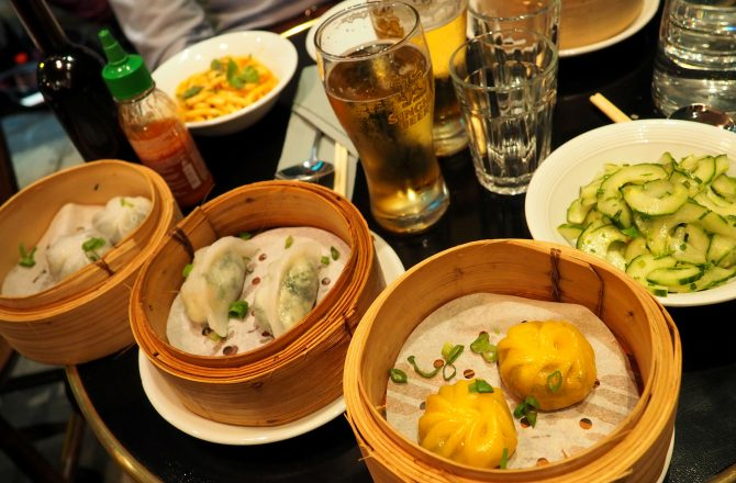 Restaurant Paris : Yoom, l'institution du dim sum.