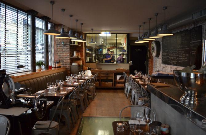 Restaurant Paris : L'Atelier Ramey, nouveau coup de cœur du 18ème
