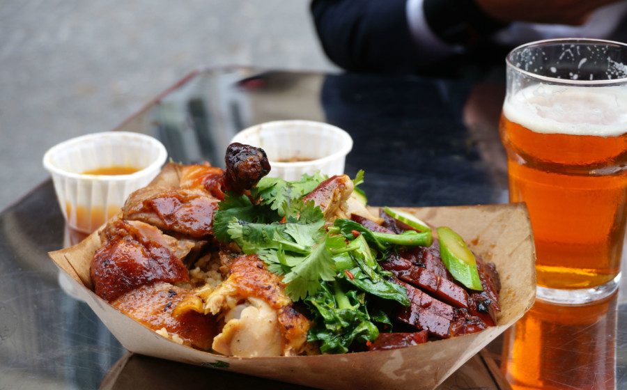 Street Bangkok Roast & Beer, l'art de la rôtisserie Thaïe