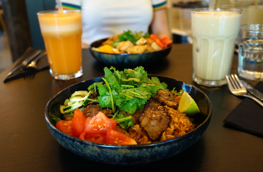 Djawa : l'Indonésie dans l'assiette, des paysages plein la tête.