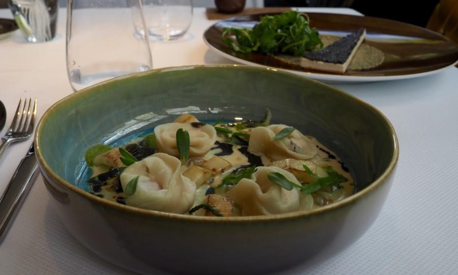 Restaurant Petrossian, parce que rien n'est trop beau pour vous.