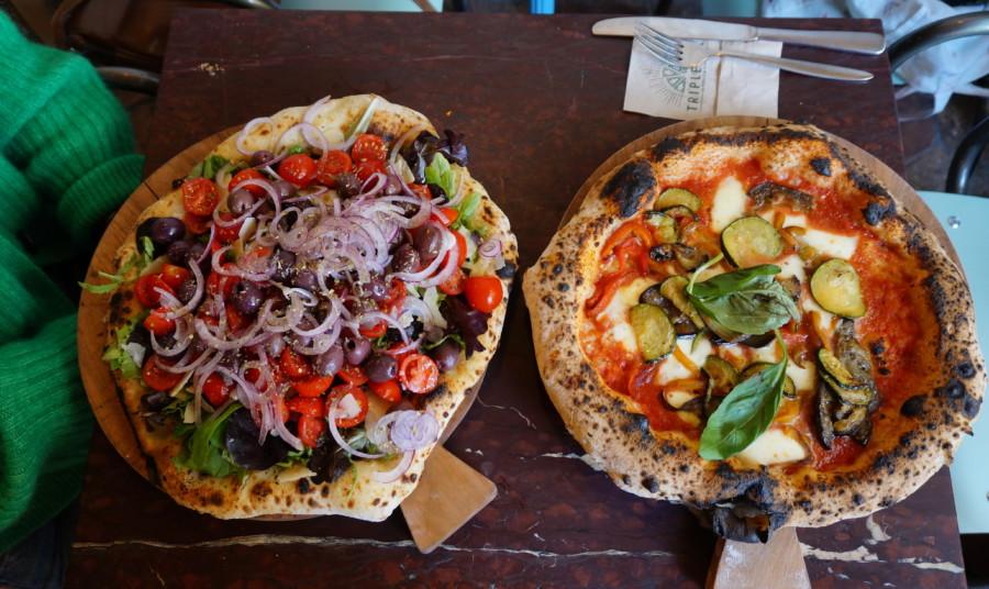 Tripletta Gaité : pizz' de qualité, smile et convivialité