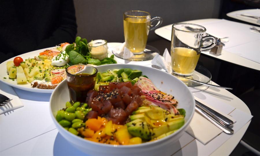 Healthy Paris au DS Café !