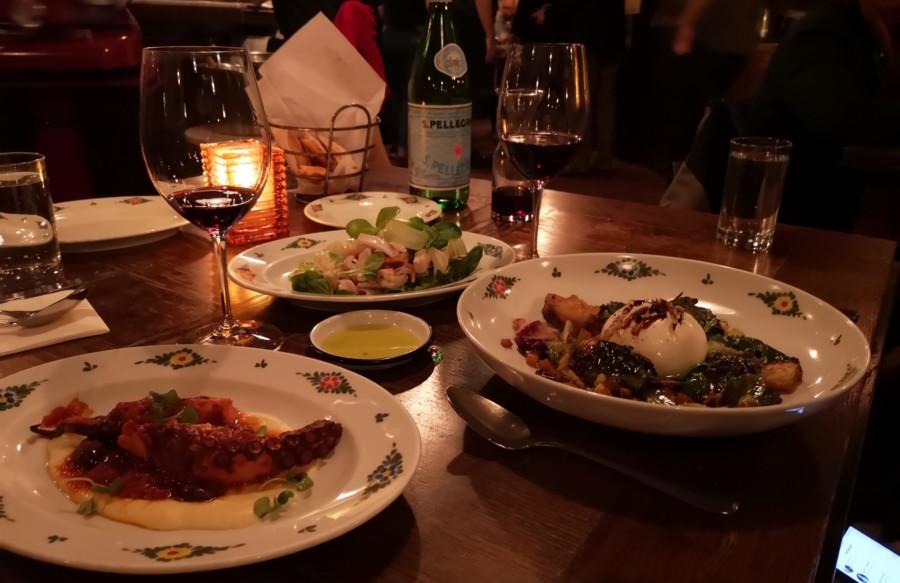 Osteria Morini, mon petit soleil italien à NYC