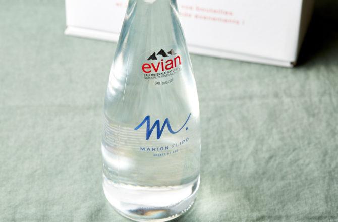 My Evian, ma bouteille d'eau personnalisée